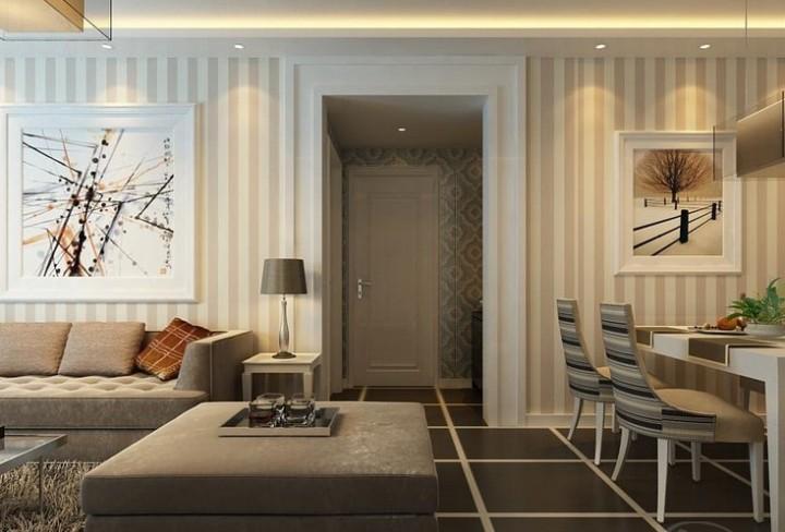 现代简约式家装风格