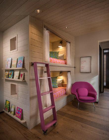 趣味儿童房,给孩子一个快乐的家