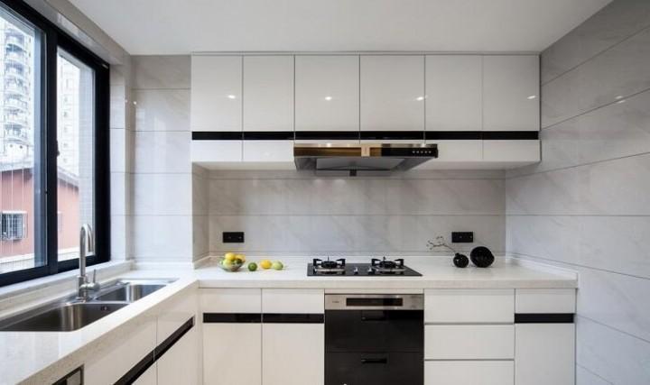 现代时尚风格厨房效果图
