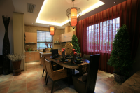 东南亚风格别墅装修