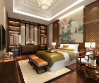 中式风格客厅1