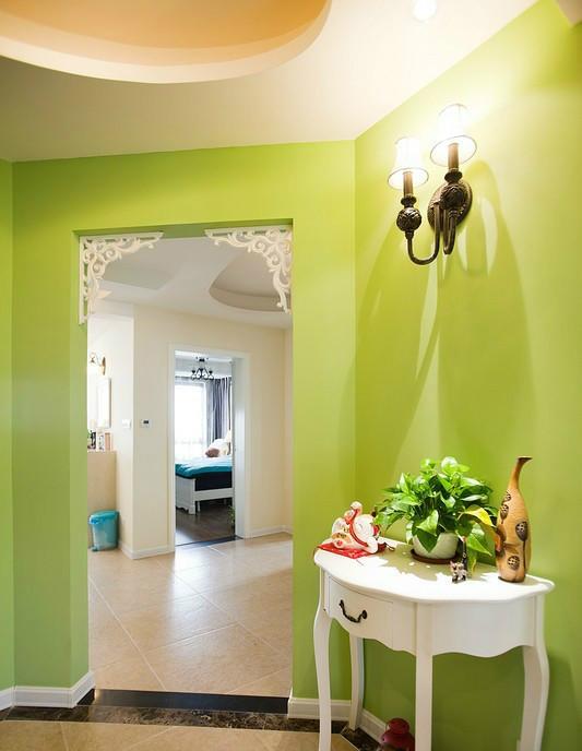 3室1厅-美式混搭小清新