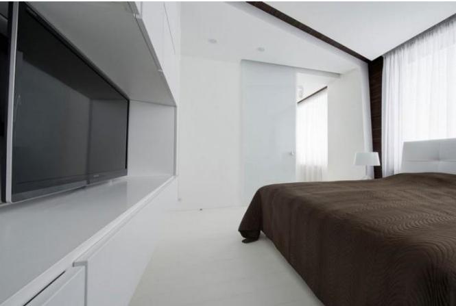 88㎡两室一厅现代简约风格装修效果图