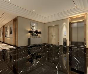 电梯间方案二