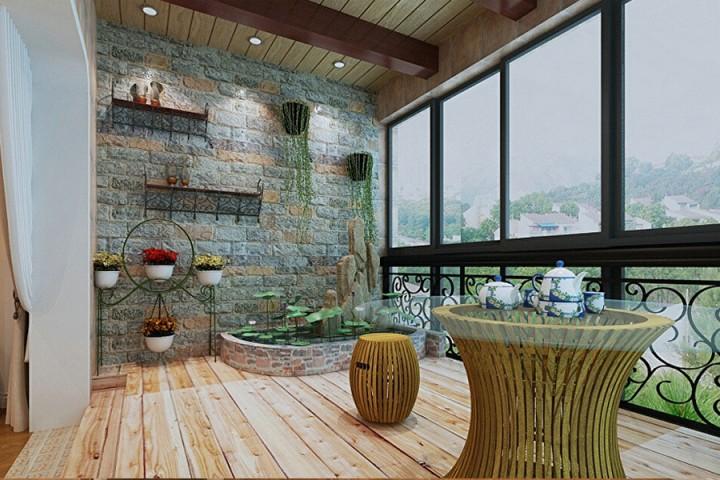 菱建小区 中式 两室一厅