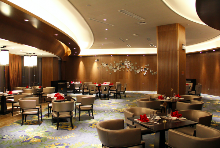 安庆南翔BOSS湾大酒店设计案例